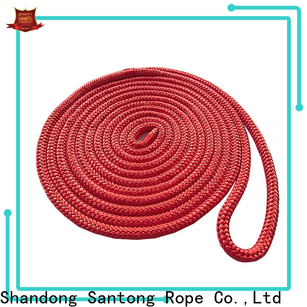 stretch dock rope factory price for wake boarding