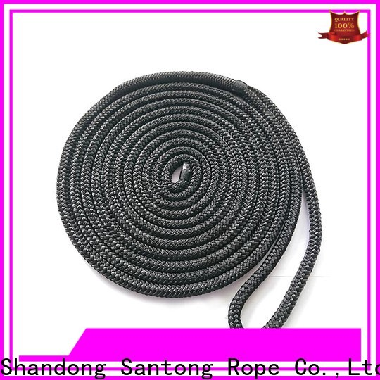SanTong braided rope factory price for tubing