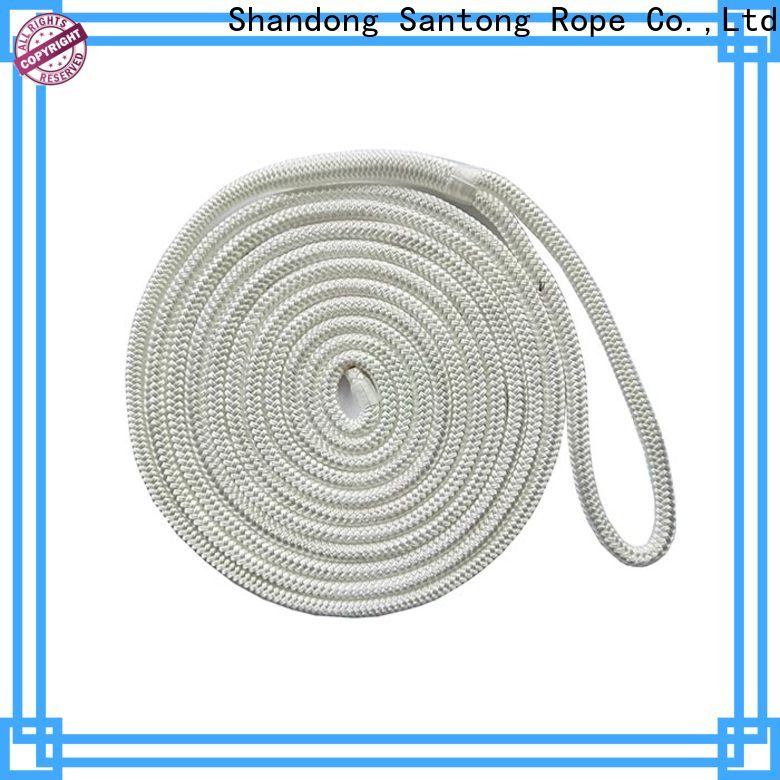 SanTong stretch ship rope factory price for wake boarding