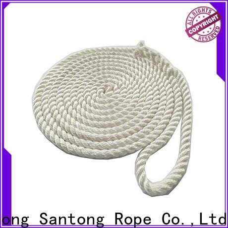 SanTong dock lines factory price for skiing