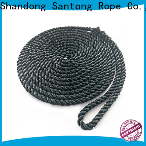 professional ship rope factory price for tubing