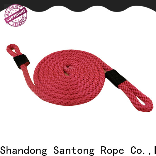 SanTong light boat fender ropes factory for prevent damage from jetties