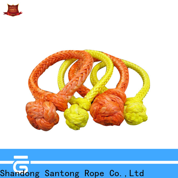 customized shackle rope manufacturer for car