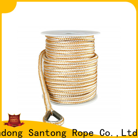 SanTong braided rope supplier for saltwater