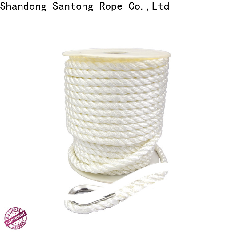 SanTong durable anchor rope for boats wholesale for gas