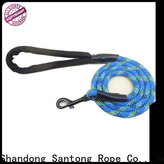 SanTong pet leash supplier for medium dog