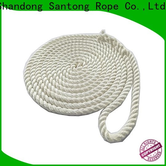 SanTong mooring lines supplier for skiing