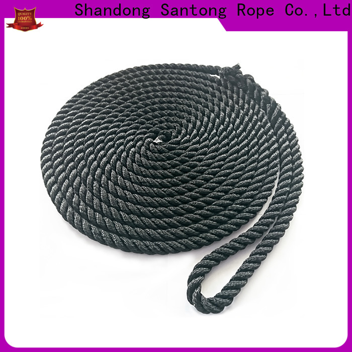 SanTong durable dock rope supplier for wake boarding