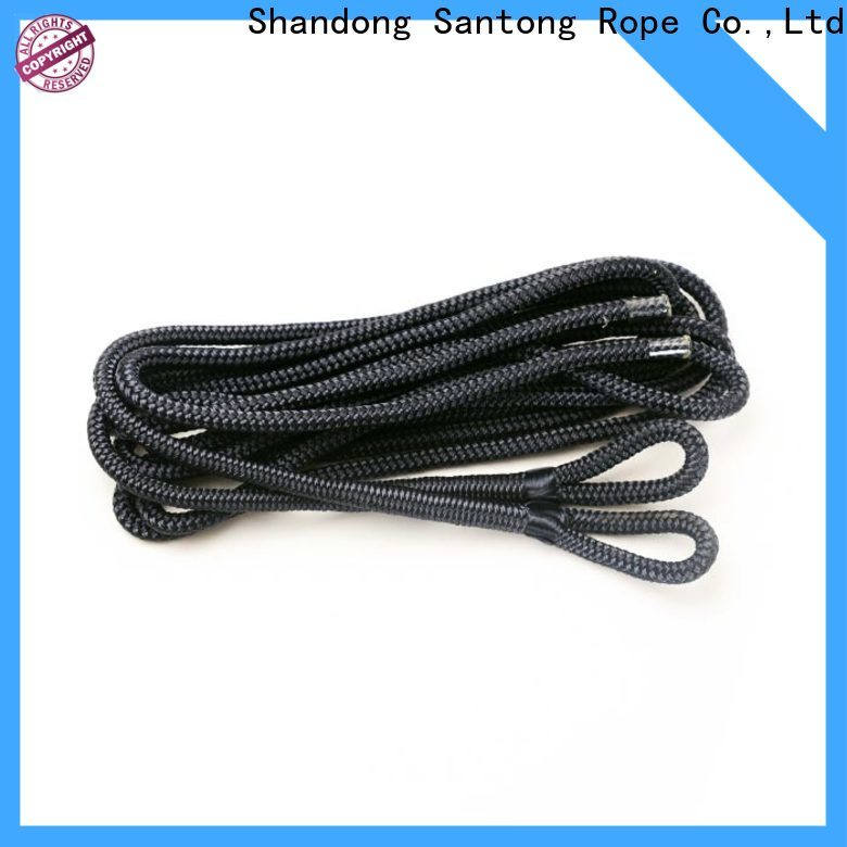 SanTong braided rope with good price for pilings