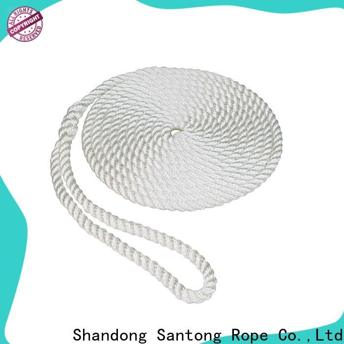 SanTong light fender line design for docks