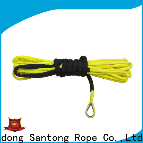 SanTong safety braided rope manufacturer for car