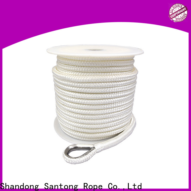 good quality boat anchor rope at discount for oil