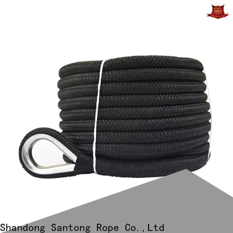 durable pp rope supplier for saltwater