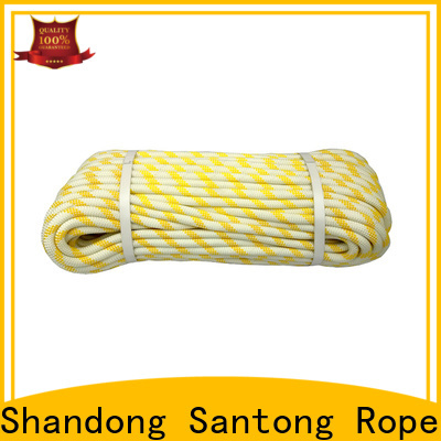 SanTong professional braided rope on sale for climbing
