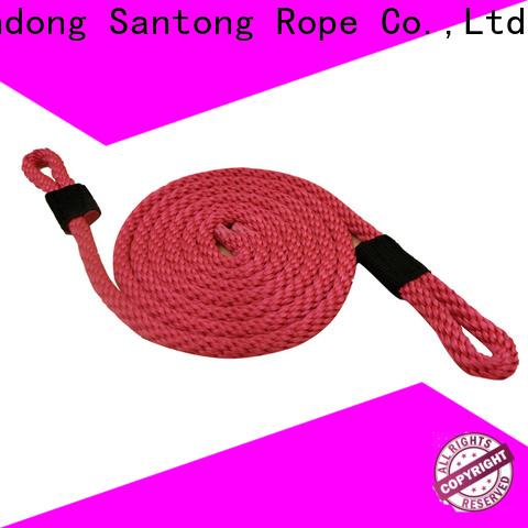 SanTong practical fender rope factory for docks