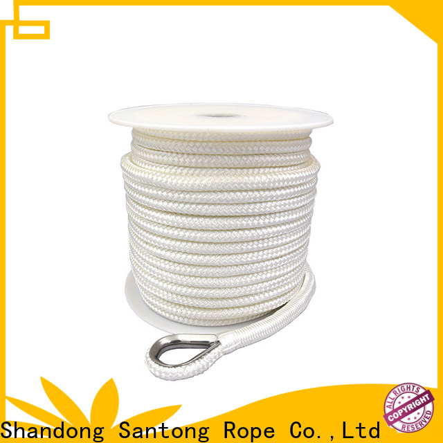 SanTong professional anchor rope factory price for saltwater