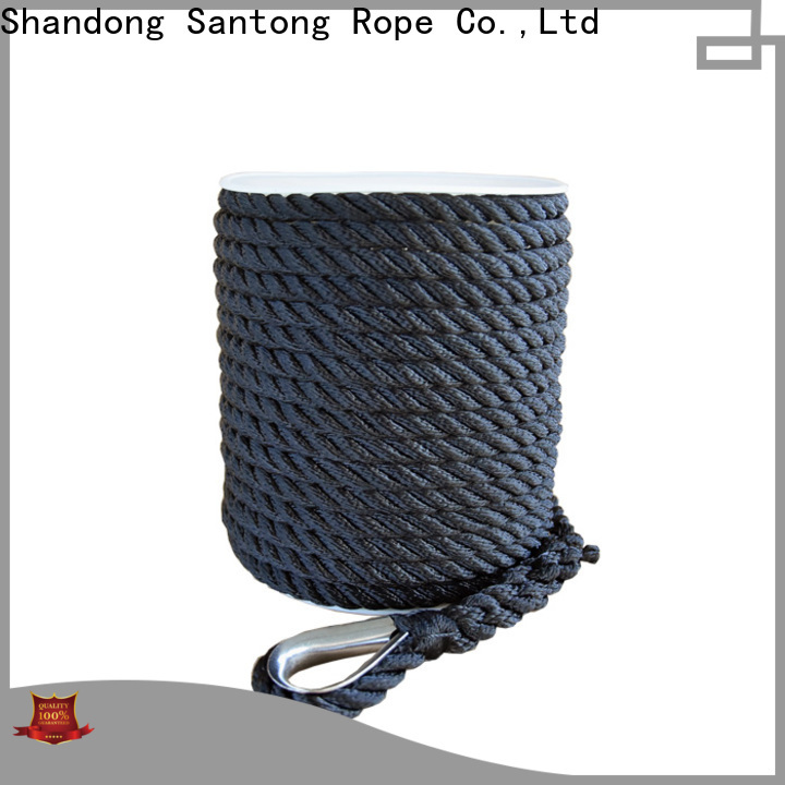 good quality braided rope factory price for saltwater