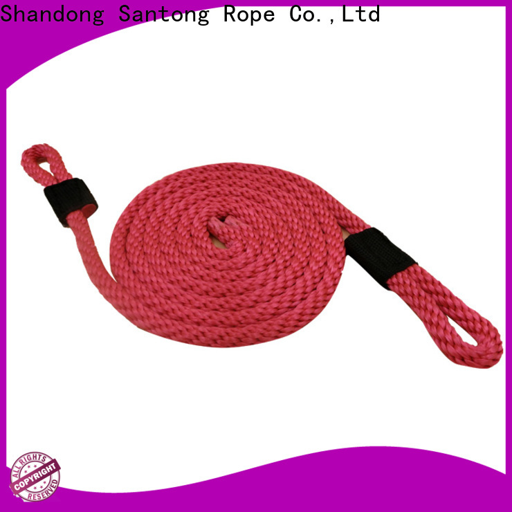 SanTong braided rope factory for pilings