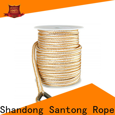 SanTong long lasting pp rope supplier for oil