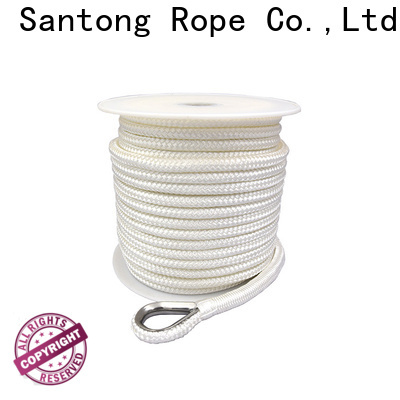 SanTong long lasting twisted rope factory price for oil