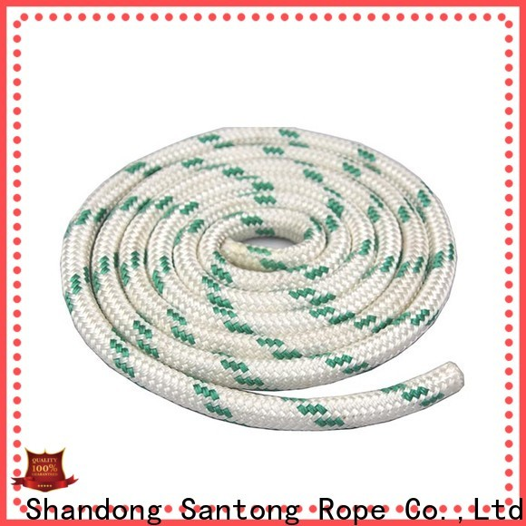 SanTong high strength polyester rope design for boat