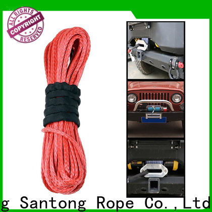 light winch line directly sale for truck