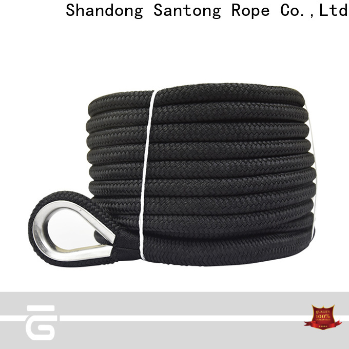 professional anchor rope and chain at discount for saltwater