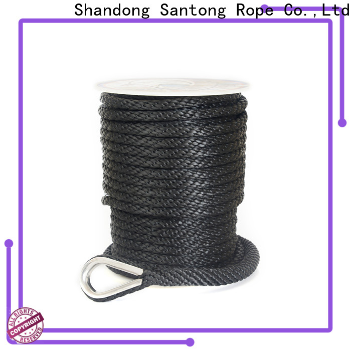 SanTong durable pp rope supplier for gas
