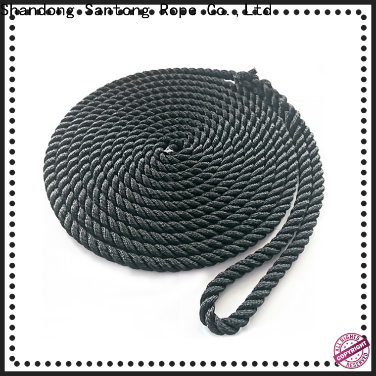 SanTong mooring rope factory price for skiing