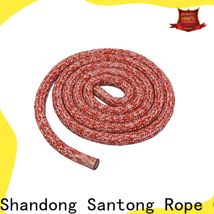 SanTong high strength braided nylon rope factory for boat