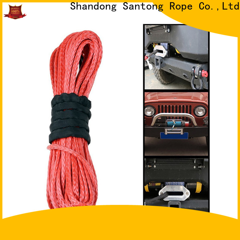 high quality rope supply manufacturer for vehicle