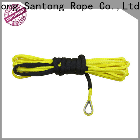 light winch rope wholesale for vehicle