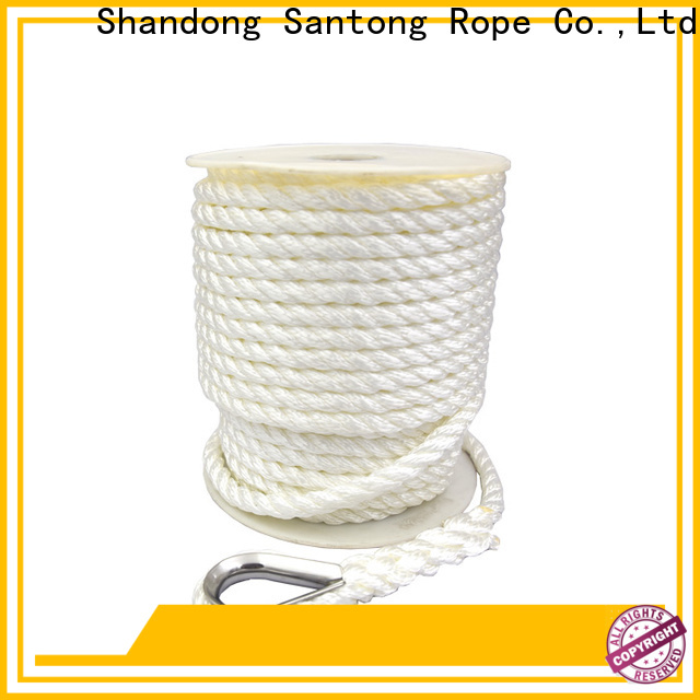 durable boat anchor rope at discount for oil
