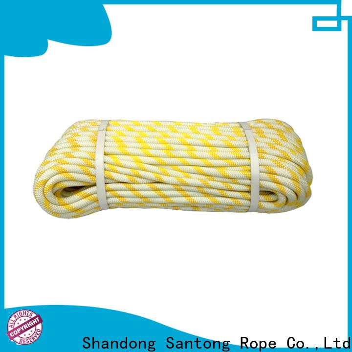 SanTong rock climbing rope customized for caving