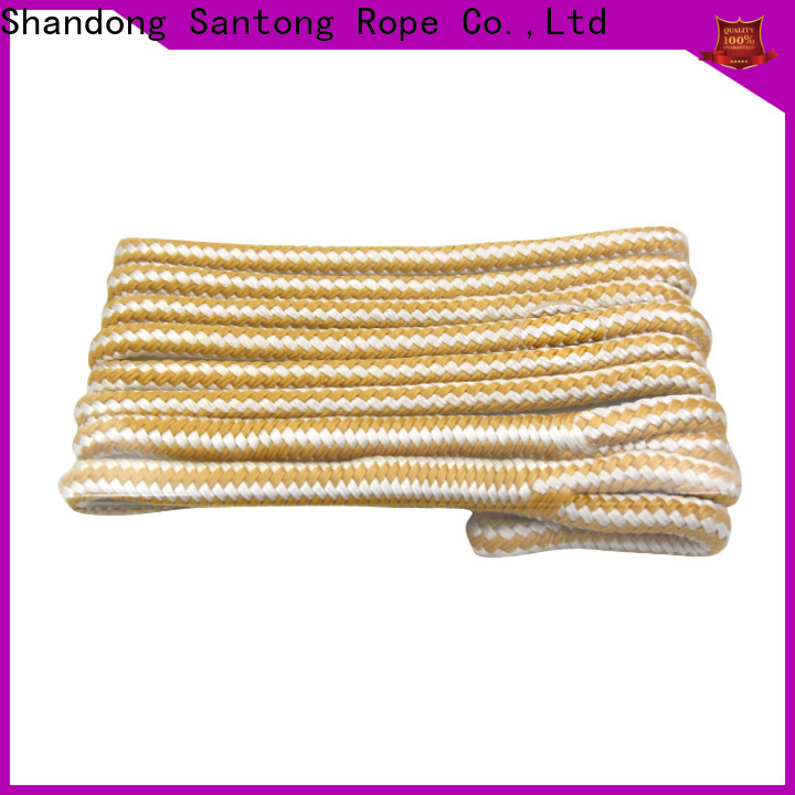 utility twisted rope design for pilings