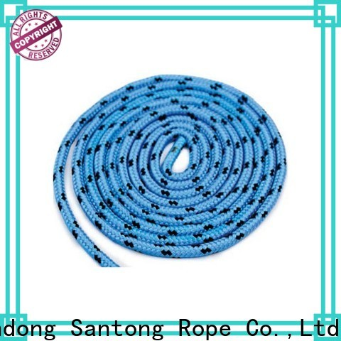 anti-wear polyester rope factory for sailboat