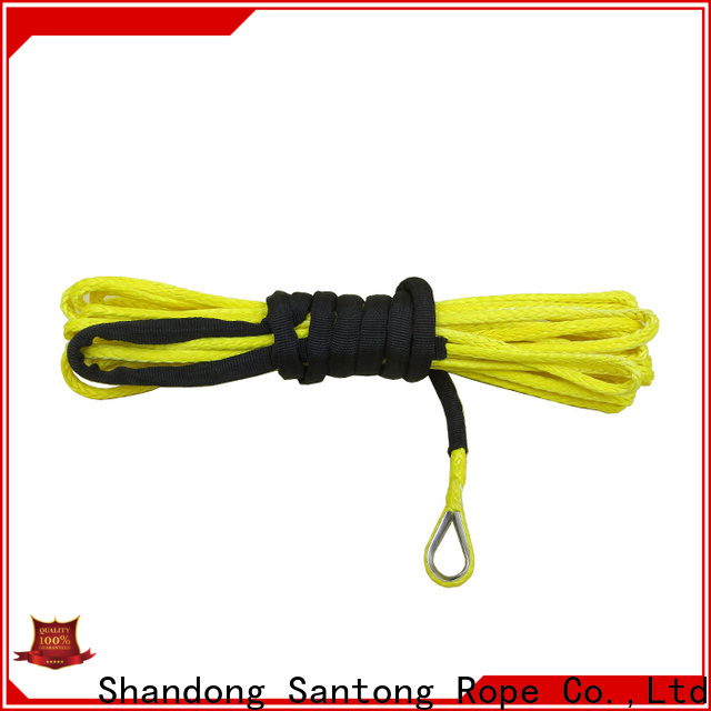 SanTong light synthetic winch line on sale for car