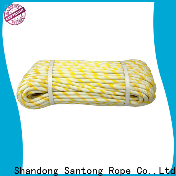 SanTong static climbing rope wholesale for abseiling