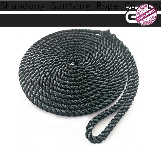 stronger twisted rope wholesale for wake boarding