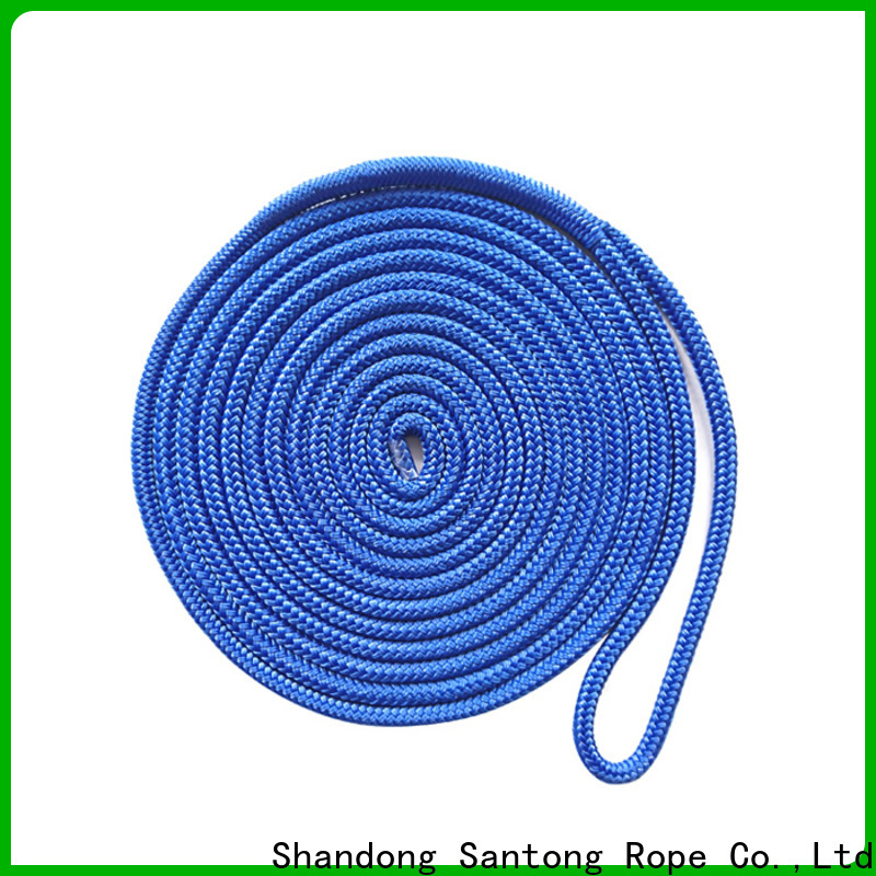 SanTong professional braided rope wholesale for skiing