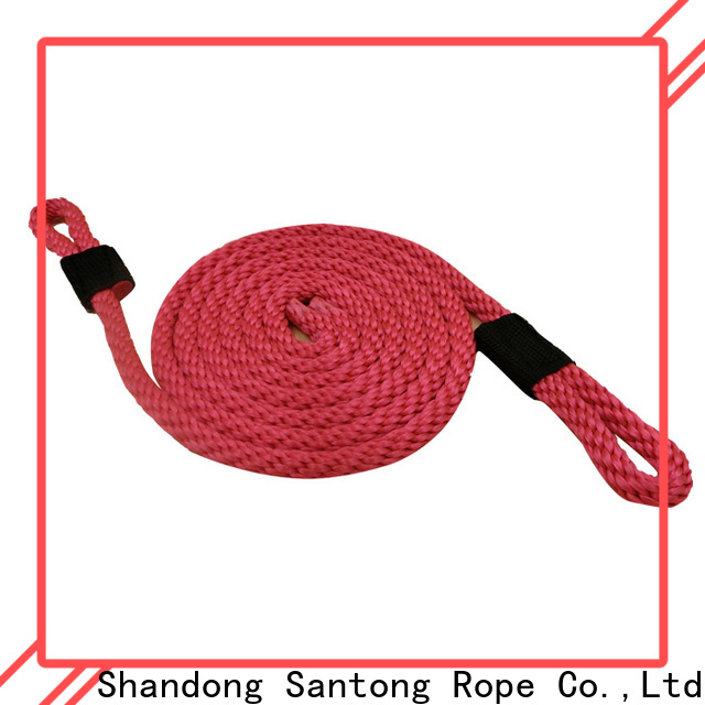 SanTong practical boat fender ropes with good price for pilings
