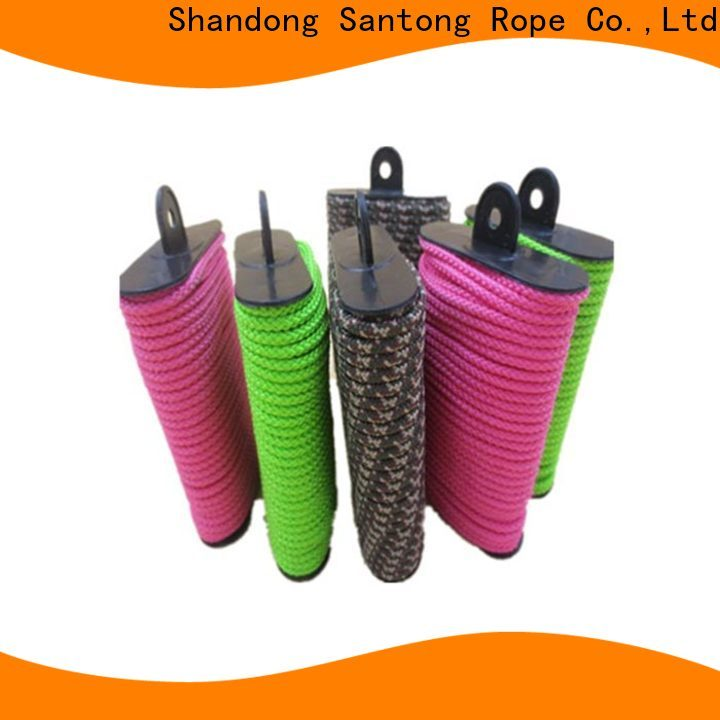 SanTong clothesline rope wholesale for outdoor
