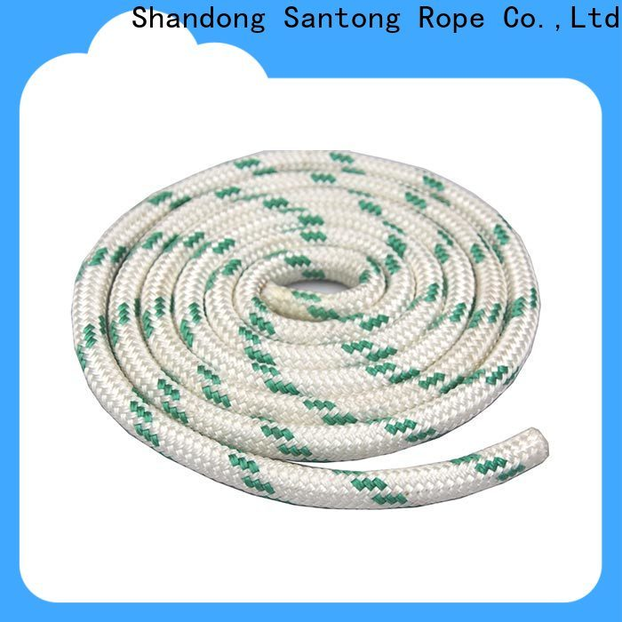 anti-wear sailing rope design for sailboat