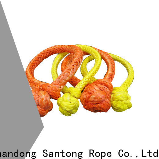 practical rope shackle customized for outdoor