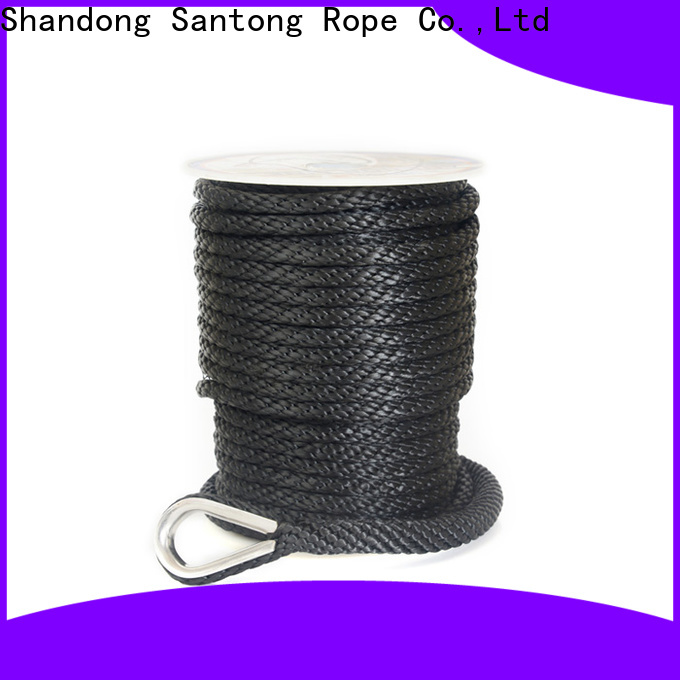 durable anchor ropes supplier for saltwater