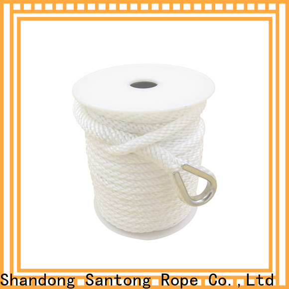 SanTong professional pp rope supplier for saltwater