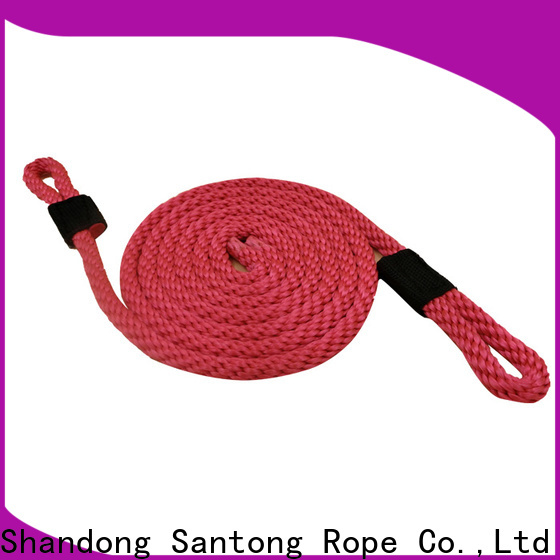 SanTong boat fender ropes inquire now for pilings