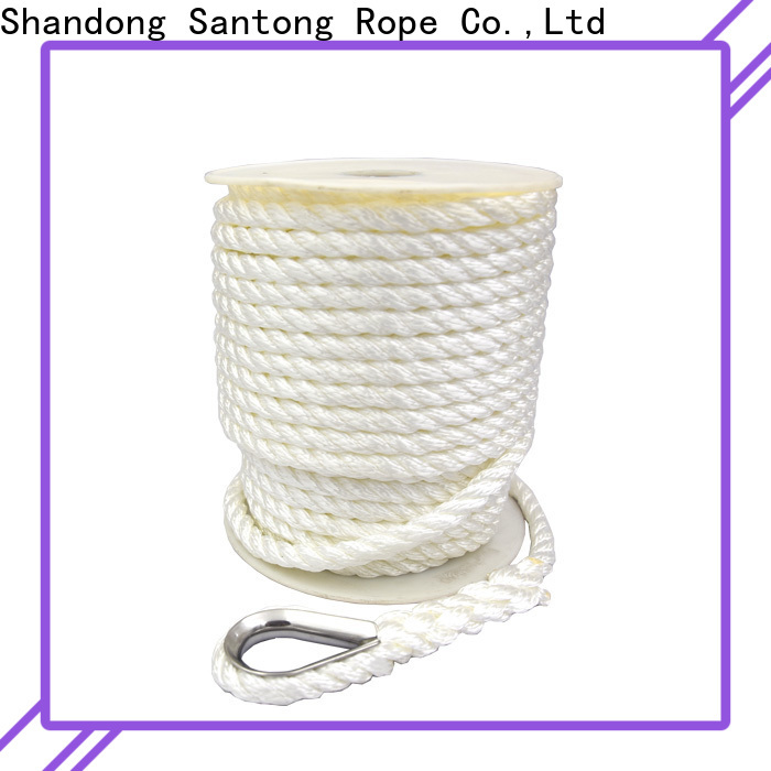 durable polyester rope wholesale for saltwater