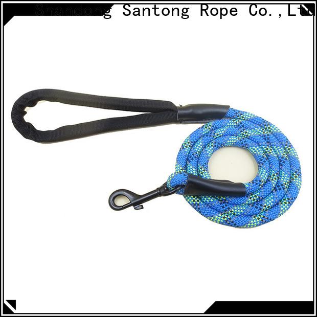 sturdy custom dog leashes supplier for large dog