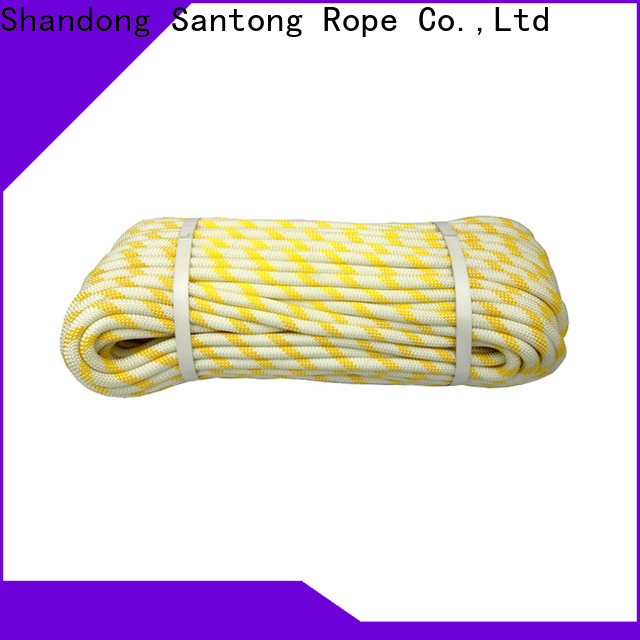colorful rock climbing rope manufacturer for abseiling